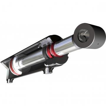 Raccordo a saldare ad occhio per oleodinamica in acciaio forato da 18 mm